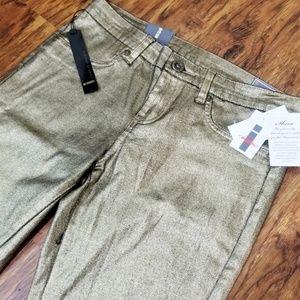 i Jeans by Buffalo Gold Stretch Skinny Jeans